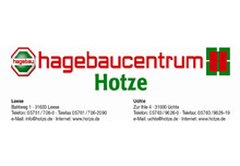 hagebaucentrum Hotze