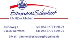 Zimmerei Schubert