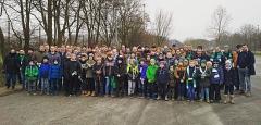 Bundesligafahrt Bremen Hoffenheim 2019©FSV Warmsen