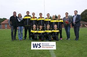 C-Jugend Trainingsanzüge 2016