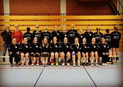 Handballdamen Pullover 2019©FSV Warmsen