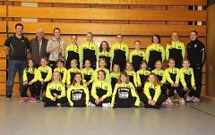 Handballjugend Trainingsanzüge 2019 (2)©FSV Warmsen