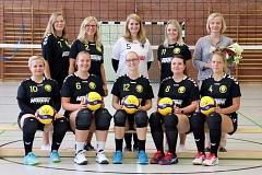 Volleyball I. Damen 2020©FSV Warmsen